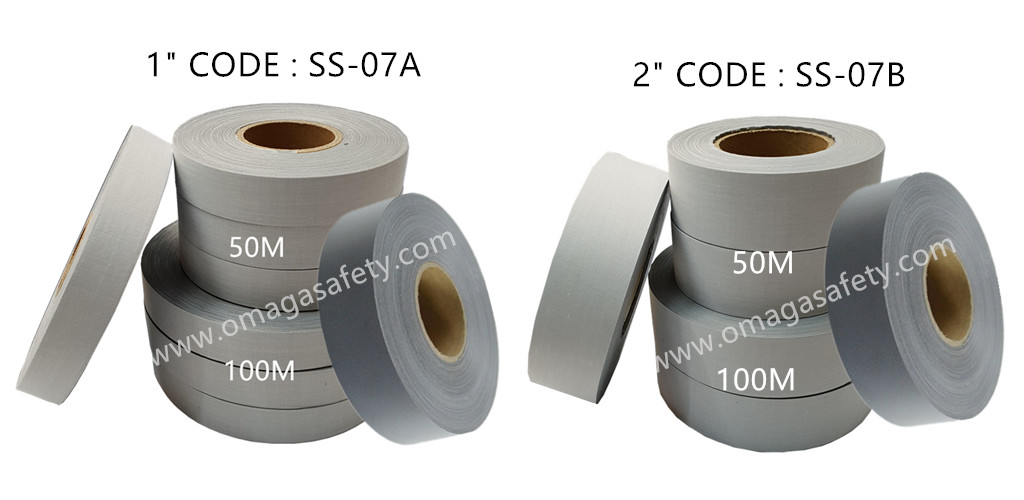 GREY REFLECTOR CODE: SS-07 SERIES