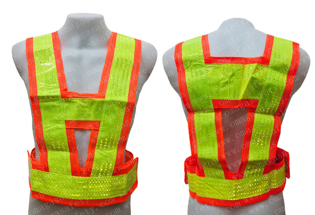 SKELETON VEST HEAVY DUTY CODE: AS-03C