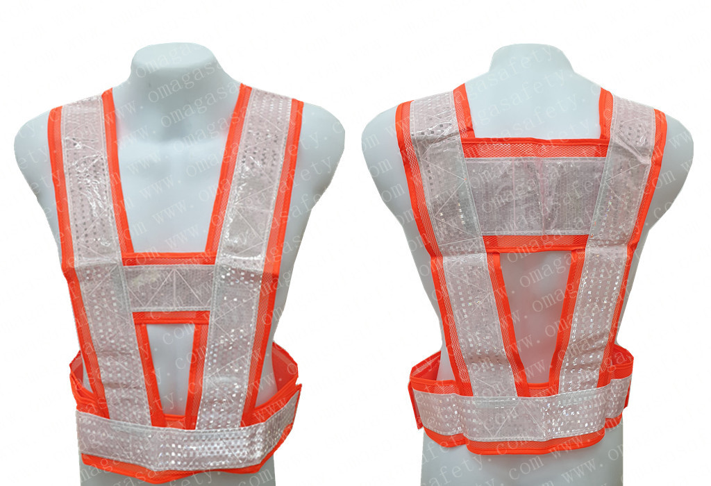 SKELETON VEST HEAVY DUTY CODE: AS-03D