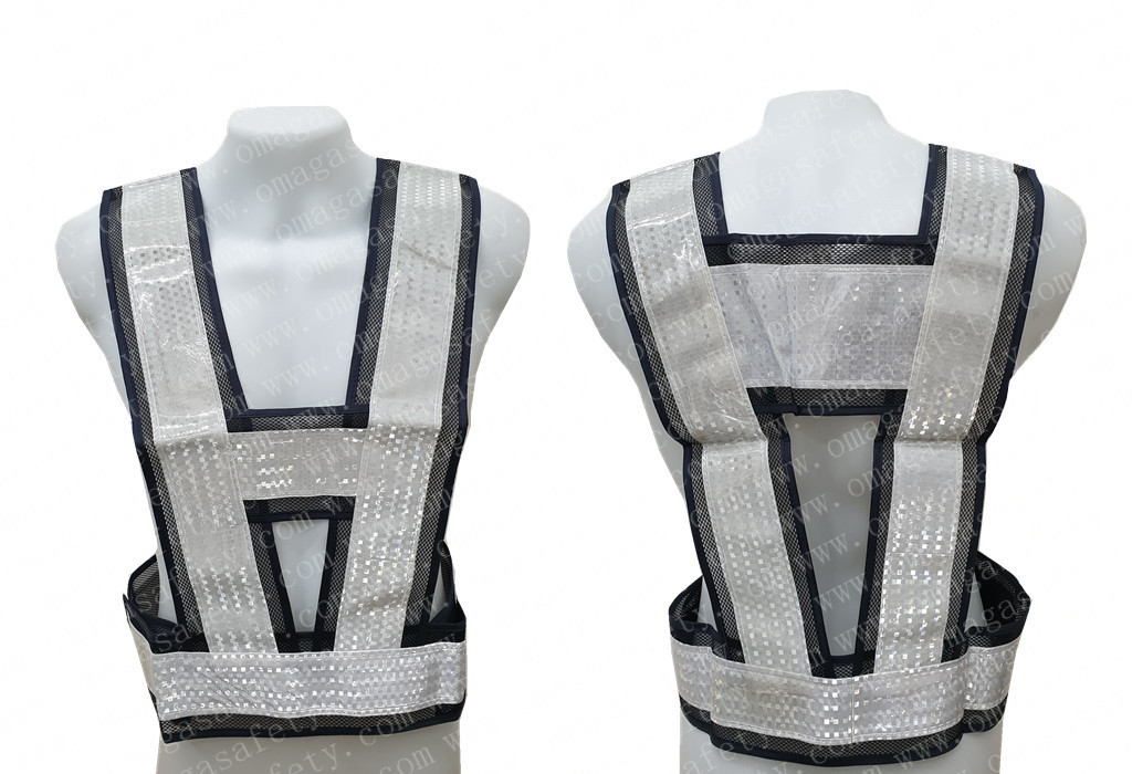 SKELETON VEST HEAVY DUTY CODE: AS-03F