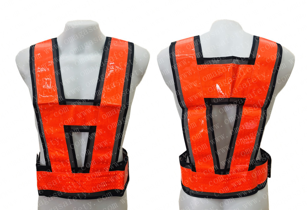 SKELETON VEST HEAVY DUTY CODE: AS-03G