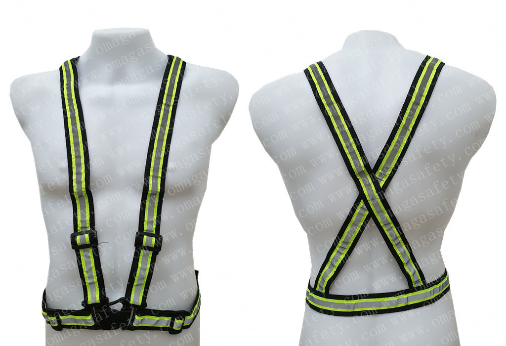ADJUSTABLE VEST 1 INCH HEAVY DUTY CODE: AS-19A