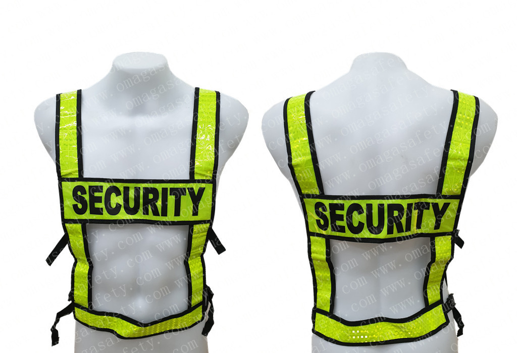 SECURITY STRAP VEST CODE: AS-25A