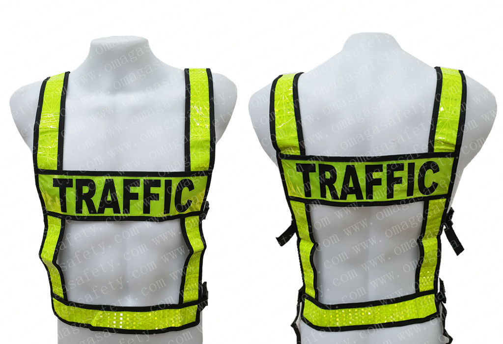 TRAFFIC STRAP VEST CODE: AS-26A
