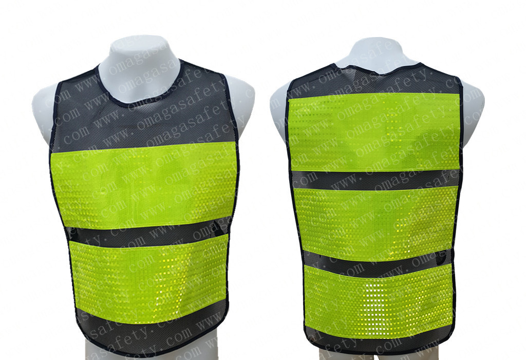 SECURITY NET PLAIN VEST CODE: AS-27A