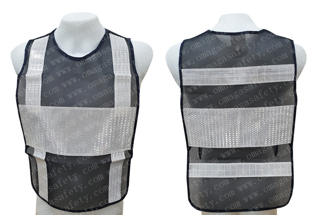 SECURITY NET PLAIN VEST CODE: AS-27C