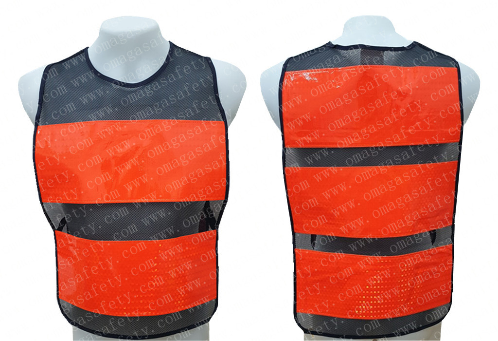 SECURITY NET PLAIN VEST CODE: AS-27B