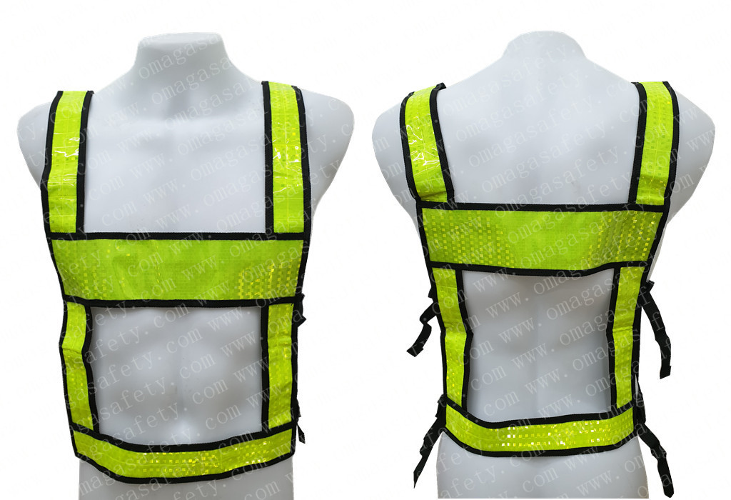 SECURITY STRAP PLAIN VEST CODE: AS-28A