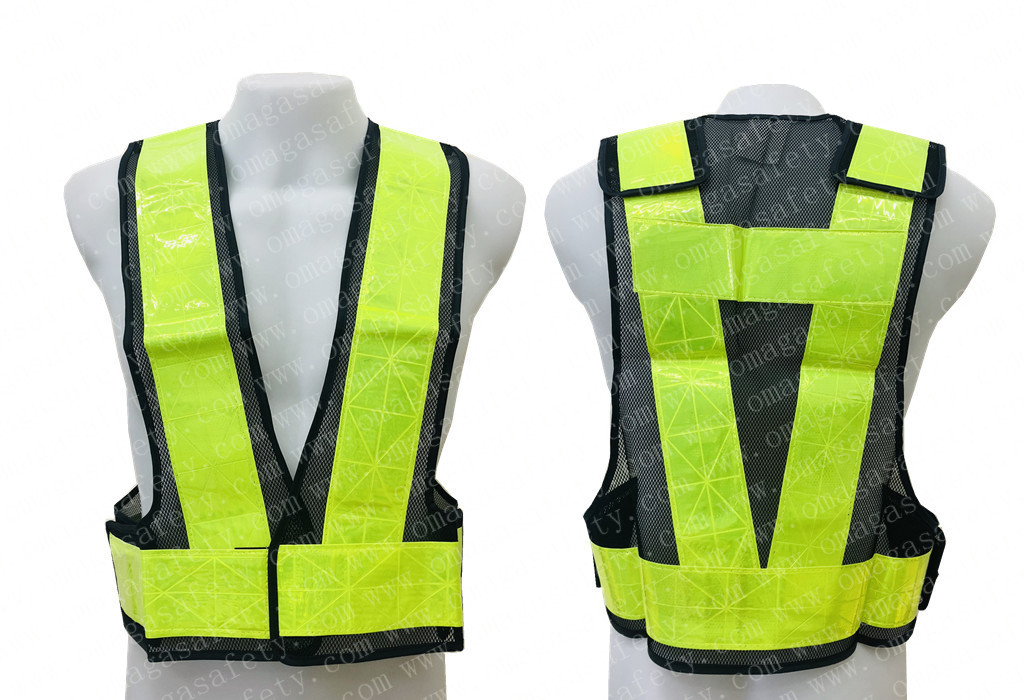 AIRPORT VEST CODE: AS-35